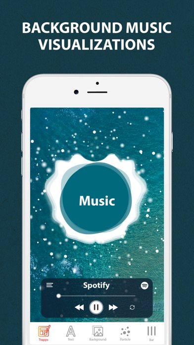 Trapp - Music Visualizer APK for Android - Download Free