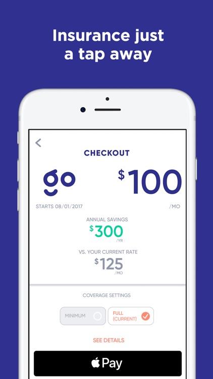 Go - Compare Car Insurance screenshot-0