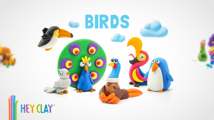 HEY CLAY® BIRDS screenshot-0