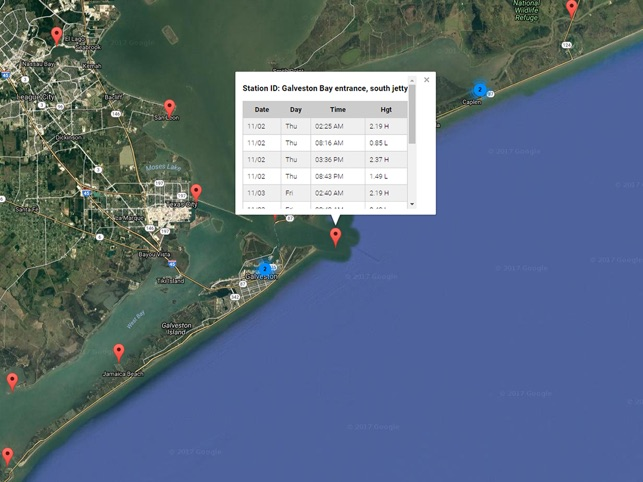 Texas Tides by NOAA on the App Store