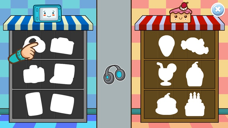 Kindergarten Learning Games screenshot-2