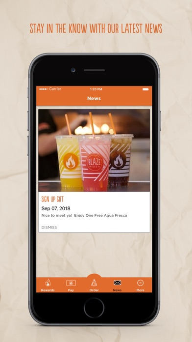 download Blaze Pizza apps 1
