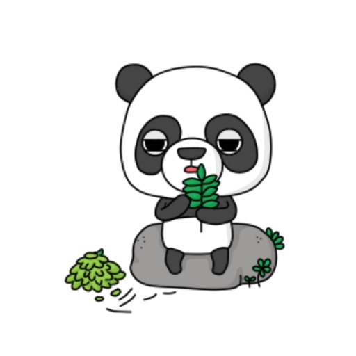 Panda Daily Stickers Pack