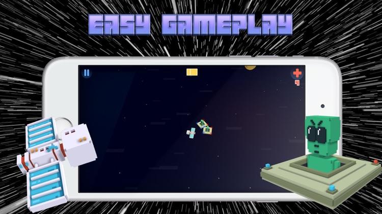 Space Police Escape screenshot-4