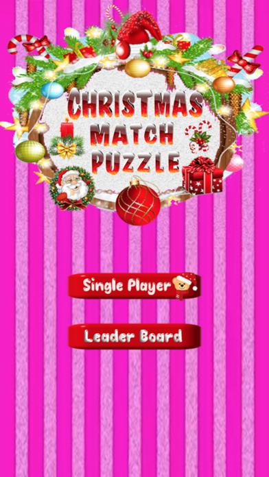 Christmas Match Puzzle screenshot 2