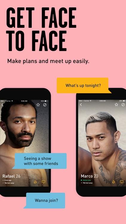 Grindr - Gay chat screenshot-3