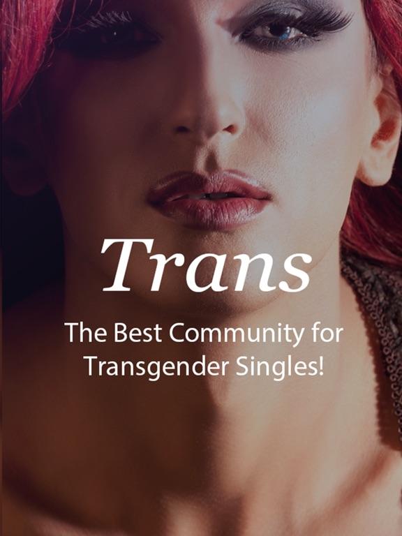 Trans - #1 Transgender Dating screenshot ...