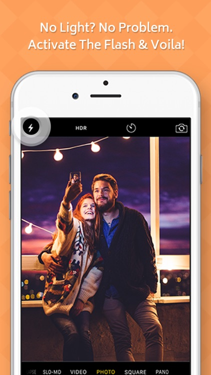 Selfie on Tilt - Filters, Effects & Picture Editor