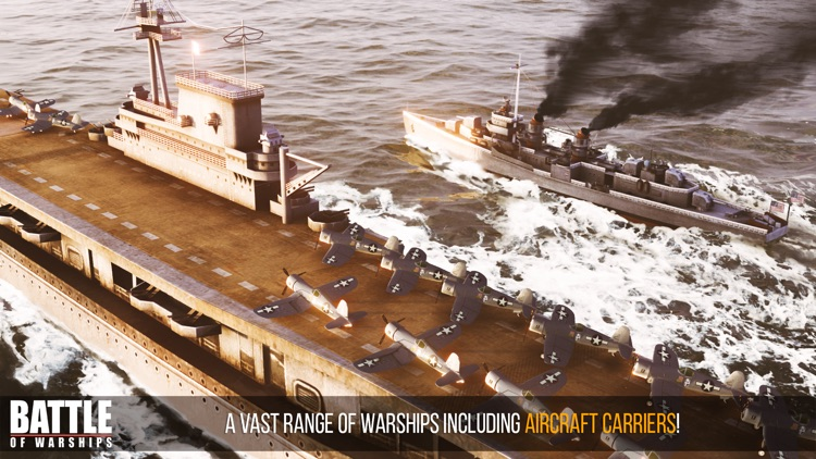 Battle of Warships: Naval Wars