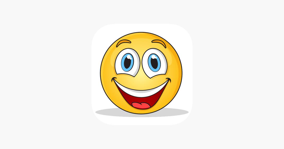 Hareketli Gulen Emoji Imessage App Store Da