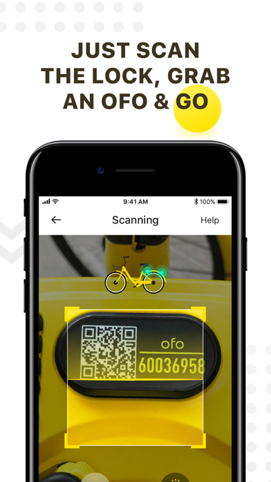 ofo — Get there on two wheels screenshot three