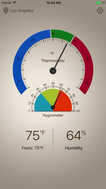 Thermometer plus+