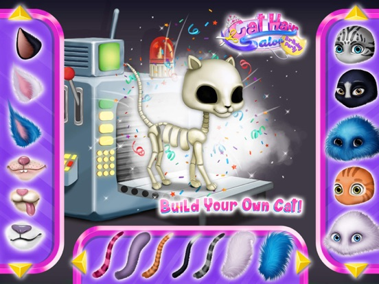 Cat Hair Salon Birthday Party screenshot 6