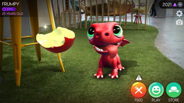 AR Dragon on the App Store