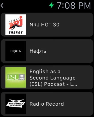 Радио онлайн фм: myTuner Radio Screenshot