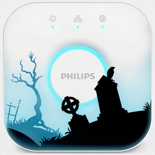 Hue Halloween for Philips Hue