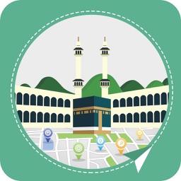 Makkah Traveller Map Pro