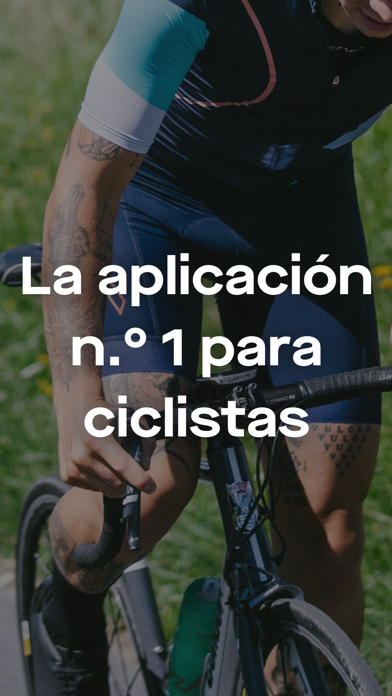 Screenshot for Strava GPS Correr Ciclismo in Ecuador App Store