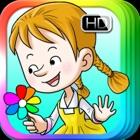 七色花 - 睡前 童话 动画 故事 iBigToy icon