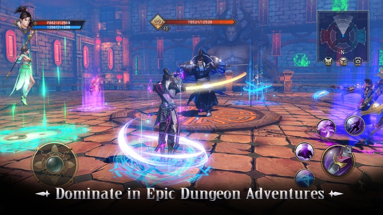 Taichi Panda 3: Dragon Hunter screenshot-2