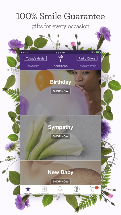 1800Flowers.com: Send Flowers screenshot-3