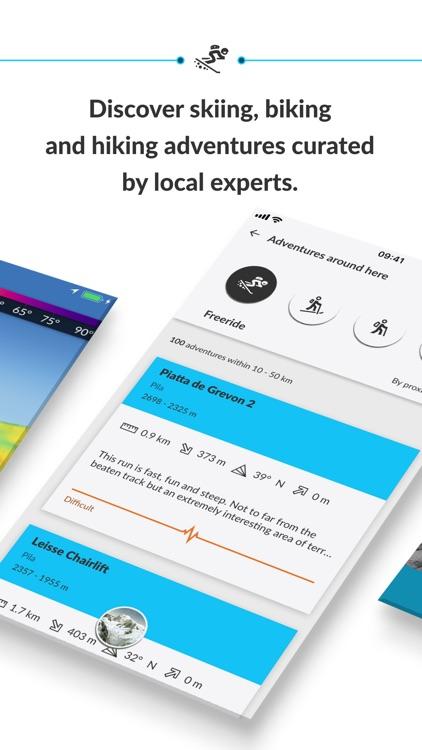 FATMAP: Ski, Bike & Hike Guide screenshot-3