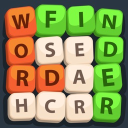 Word Finder - Search & Connect
