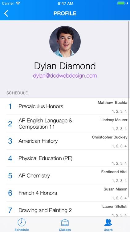 iDarien - Darien High School screenshot-3