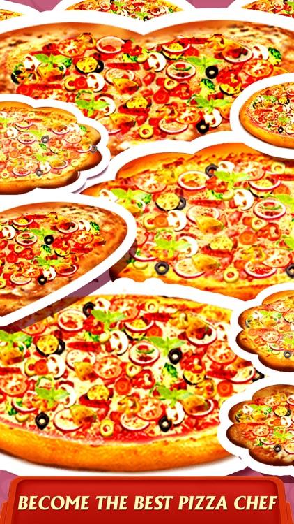 Pizza Maker Games: Pizza Games screenshot-4
