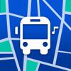 Busity - Guide audio à Paris Visite bus アートワーク