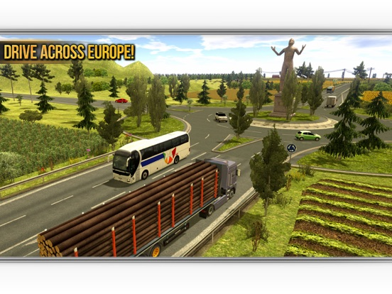 Truck Simulator 2018 : Europe screenshot 10