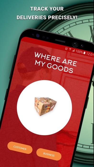 Find My Goods Screenshots