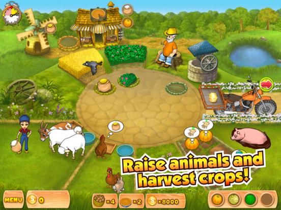 Farm Mania 1 screenshot 8