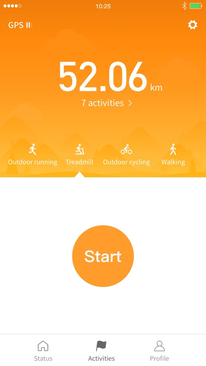 Mi Fit screenshot-1