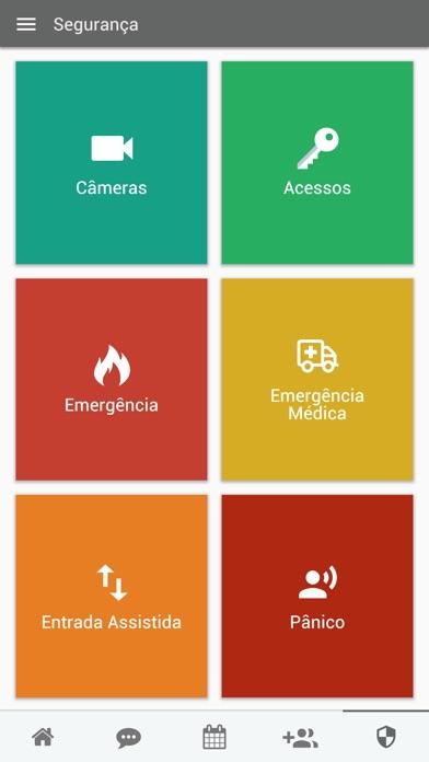 Screenshot for E-portaria in United States App Store