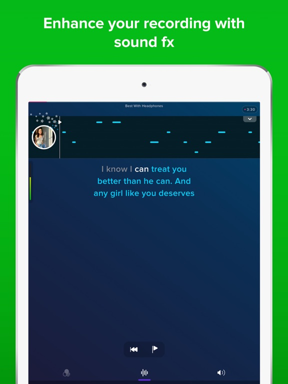 Sing! by Smule iPad