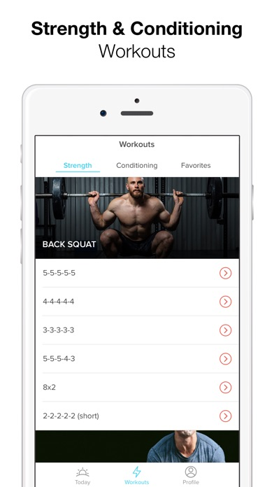 Keelo - Strength HIIT Workouts app image