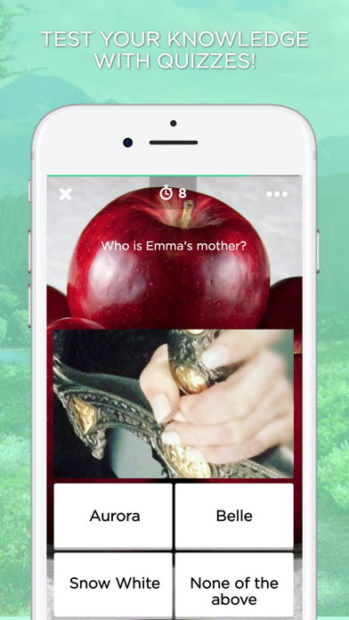 Amino for: Once Upon A Time-2