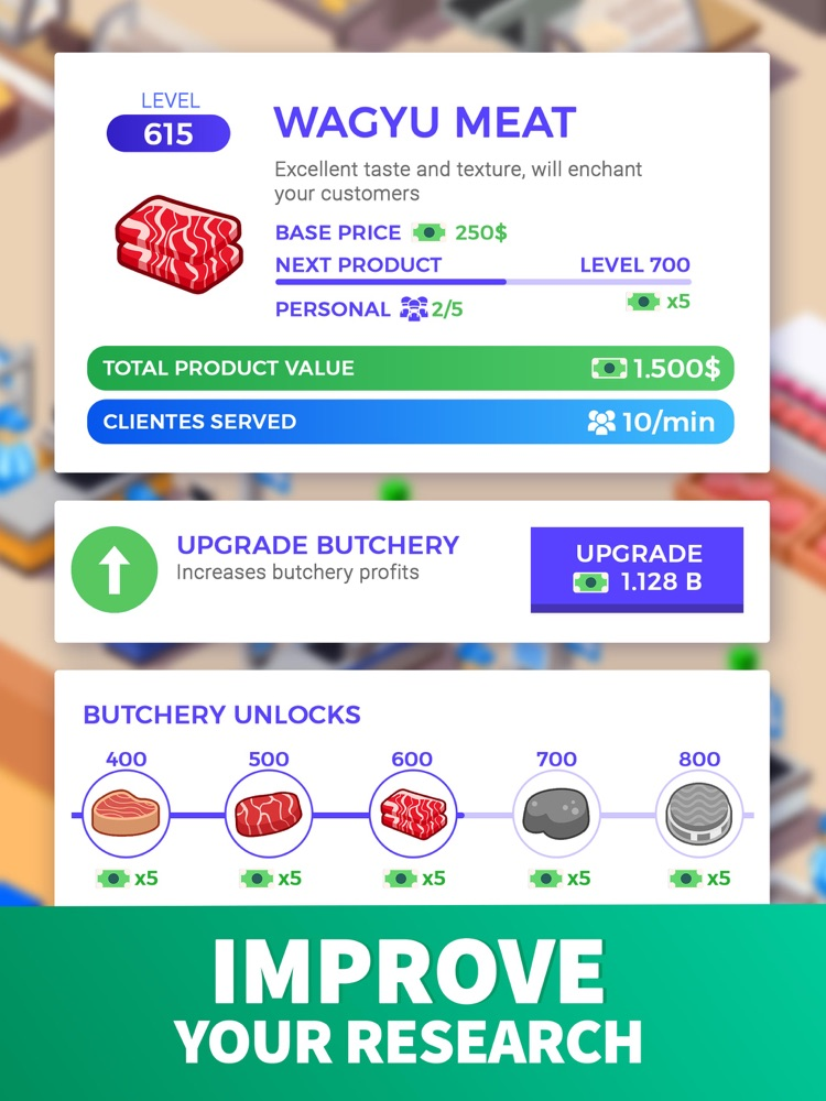 Idle Supermarket Tycoon - Shop App for iPhone - Free ...