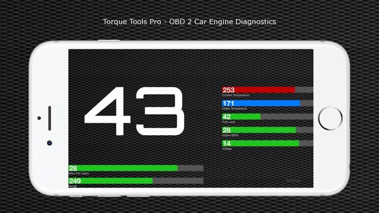 Torque Tools Pro - OBD 2 & Car