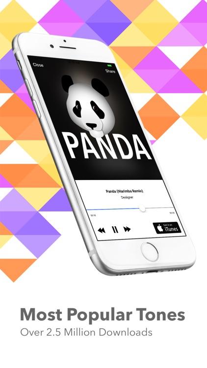 Marimba Ringtone Remixes screenshot-3