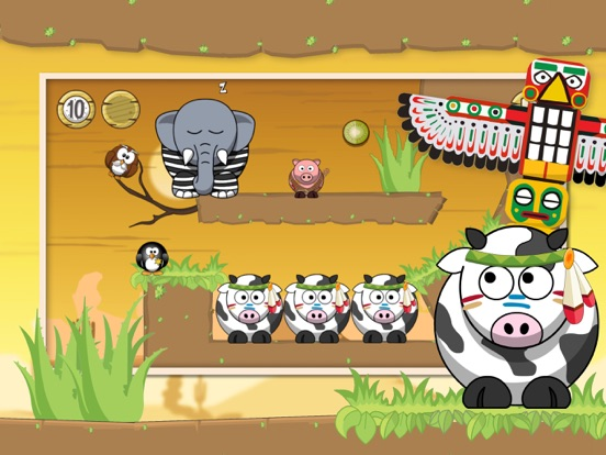 Разбуди Слона игра головоломка для iPad