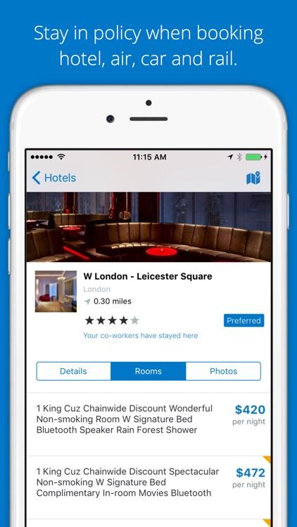 SAP Concur screenshot-3