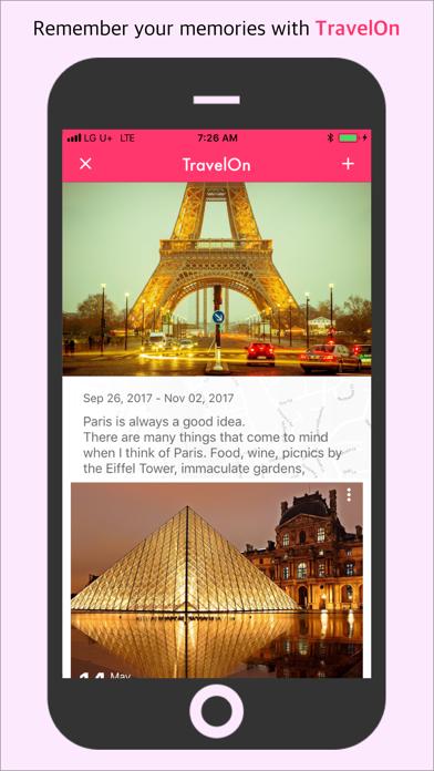 TravelOn Pro - Travel Diaryのおすすめ画像2