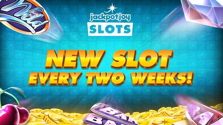 Jackpotjoy Slots: Vegas Slots screenshot-4