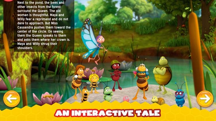 Maya the Bee screenshot-4