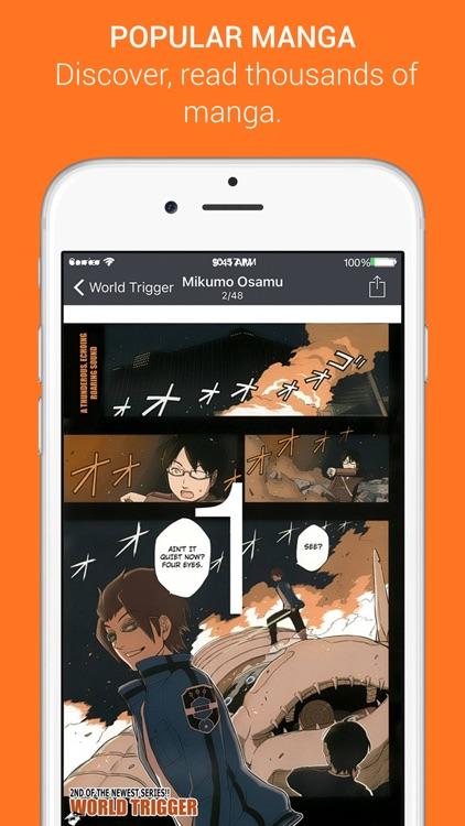Manga Reader - Read Manga