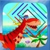 Dino Maze: Dinosaur kids games