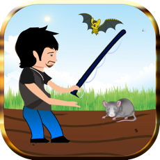 Activities of Hole Well Deep Fishing - Bats and Rats slicing party - Free Edition