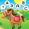 Adventure Game-Mix of Free Task-s For Kids: Spot and Find Prince-ss And Horse-s For Girl-s and Boy-s - iPhoneアプリ